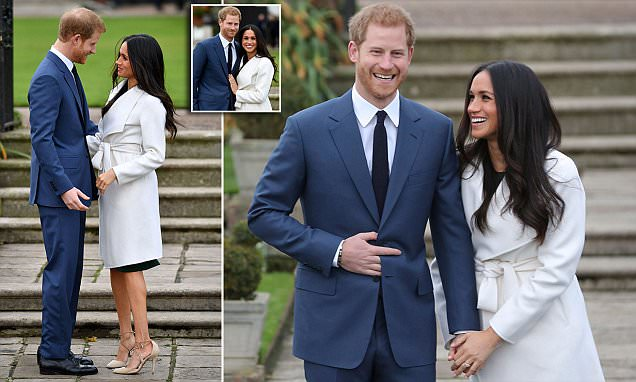 Prince Harry 'thrilled' over Meghan Markle engagement