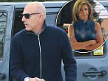 Here's Matt: Matt Lauer was photographed by DailyMail.com driving out from behind the gates of his $33million Hamptons estate on Thursday morning