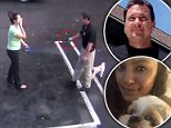Palm Beach Sheriff's Deputy Michael Demarco, 55,sat in his patrol car at Yuly Solano's condominium complex on the morning of October 12.When he saw her outside, he stepped out of her car, called her name, and shot her before turning the gun on himself