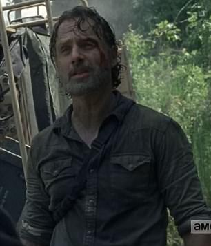 Blow it: Daryl suggested blowing up The Sanctuary but Rick disapproved