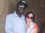 Heidi Hepworth, 44, left husband Andy for 30-year-old Mamadou Jallow from Gambia after a 'mid-life crisis'
