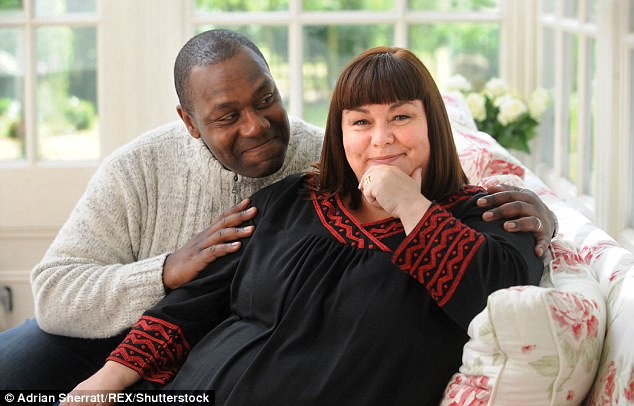 Torment: Dawn has previously spoken out of the treatment she and Henry received during their long-term marriage, as she revealed the ex-couple nearly had their house burnt down when someone put an 'oily rag' through their door