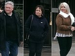 Fraudsters: Bernard and Maureen Knutsen headed a £400,000 benefit and tax fraud ring