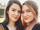 Sarah, right, and Rosie, left, were at the centre of a study by scientists trying to work out the root of human sexuality