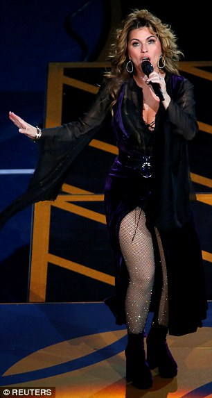On tour: Shania plans on touring next year in support of her new album