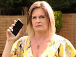 Targeted: Debbie Gould was refunded fees after questioning her bill