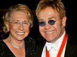Elton John has revealed his beloved mother has passed away Sheila - months after they healed their long-lasting rift