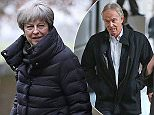 The former Prime Minister (pictured at rhe BBC on Friday) claimed that Theresa May is attempting to negotiate an impossible deal that risked leaving Britain in the worst of all worlds