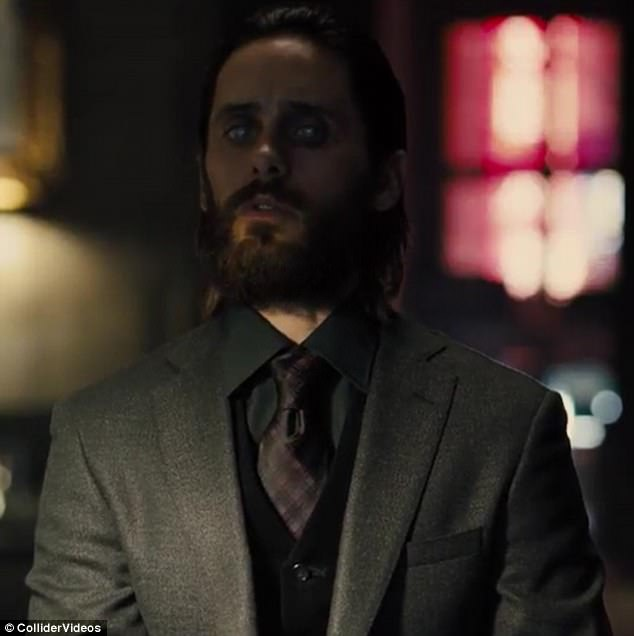 More to come: The short film was the first in a trilogy slated to be released prior to Blade Runner 2049 hitting theaters in October