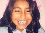 Rosalie Avila's parents took her off life support on Friday, three days after finding her hanged in her bedroom at their home in Yucapia, California