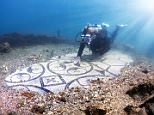 Baiae was the Las Vegas for the super-rich of the ancient Rome, covered in sprawling mansions and synonymous with luxury and wickedness, historians claim. The 1st Century cityhas been revealed in stunning new photographs taken by divers who were allowed to explore the area