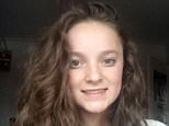 Two men have been arrested on suspicion of involuntary manslaughter by gross negligence over the death of Megan Lee, 15, pictured