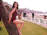 Former showgirl and model Christine Keeler (pictured in 1963) has died at the age of 75