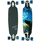 Sector 9 Aperture Sidewinder Drop Through Downhill/Cruiser Freeride Complete Longboard
