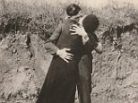 This affectionate shot of Bonnie and Clyde, believed by new owner Thomas Yurkin to be from a film they were unable to develop at the time because they had to flee officers who had discovered they were in the vicinity