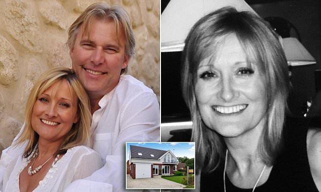 Ex-Warwickshire pilot accused of murdering estranged wife
