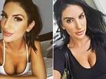 Adult film actress August Ames (pictured) was found dead on Tuesday, according to police in southern California .