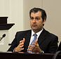 FILE - In a Nov. 29, 2016 file photo, former North Charleston police officer Michael Slager testifies during his murder trial at the Charleston County court in Charleston, S.C. Slager, who fatally shot a black motorist in 2015,  could learn his fate as soon as Wednesday afternoon, Dec. 6, 2017, as his federal sentencing hearing winds down on its third day.   (Grace Beahm/Post and Courier via AP, Pool, File)