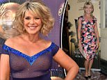 Ruth Langsford said while hormones have helped with her mood during the menopause, nothing has helped her weight