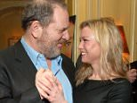 A lawsuit filed this week claims Weinstein once told an actress that Renée Zellweger and Charlize Theron traded sexual favors to further their careers (Zellweger and Weinstein pictured above in 2006)