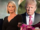 Former Fox News host Juliet Huddy has stepped forward to publicly accuse President Donald Trump of attempting to kiss her