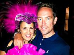Sky Sports presenter Simon Thomas has spoken out following the sudden death of his wife to cancer a fortnight ago. Gemma Thomas was diagnosed with acute myeloid leukaemia, am aggressive form of blood cancer, and died surrounded by friends and family three days later