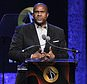 """FILE - In this April 27, 2016 file photo, Tavis Smiley appears at the 33rd annual ASCAP Pop Music Awards in Los Angeles. PBS says it has suspended distribution of Smiley's talk show after an independent investigation uncovered """"multiple, credible allegations"""" of misconduct by its host. (Photo by Rich Fury/Invision/AP, File)"""
