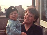 Footballer commentator Ian Stringer has spoken of his sadness at the circumstances of his mother's death. He is pictured as a child with his mother, Christine Davies
