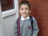 Hakeem Hussain died on Sunday November 26 after suffering suspected hypothermia