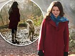 Nigella Lawson's canine companion is NOT her dog: Labradoodle star of new cookery show was borrowed\n\nNigella Lawson\nLike This Page · 26 November · \n \nWalking in the woods with Meg. @robinfox78 on camer; photograph by focus puller @oliverlockett. A dog may not be Christmas but for life, but this dog is just for the Christmas Special! Glad I got to borrow her, though