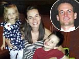 Dr Christopher Dawson turned the gun on himself early Saturday morning after killing his five-year-old daughter Aubree and nine-year-old son Luke at their home in North Richland HIlls, a suburb of Dallas, Texas