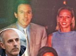 Innocence lost:Addie Zinone was a 24-year-old PA at Today fresh out of college when she began to have a sexual relationship with Matt Lauer (above with Addie) she writes in an essay for Variety