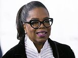 FILE - In this Oct. 21, 2017 file photo, Oprah Winfrey arrives for the David Foster Foundation 30th Anniversary Miracle Gala and Concert, in Vancouver, British Columbia. Winfrey will be the recipient of the Cecil B. DeMille Award at January's Golden Globes. (Darryl Dyck/The Canadian Press via AP, File)