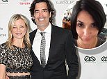 Carter Oosterhouse (right) and actress Amy Smart were married in 2011. A makeup artist who worked on his HGTV show says in 2008, he had coerced her into giving him oral sex