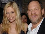 Mira Sorvino responded in anguish on Friday to director Peter Jackson's confirmation that she was blacklisted from appearing in Lord of the Rings by Harvey Weinstein