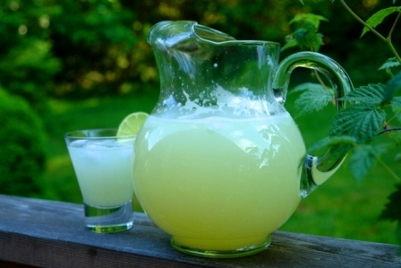 lime and ginger drink.jpg: