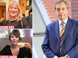 Nigel Farage reveals the price he paid for Brexit in a soul-baring interview