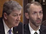 Sen. John Kenned calmly and deliberately grilled a Trump judicial nominee on his familiarity and experience with courtroom procedure