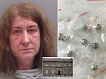 Fraudster: Suzanne Piercy, 49, was ordered to pay back £100,000 within three months or face a further 18 months behind bars