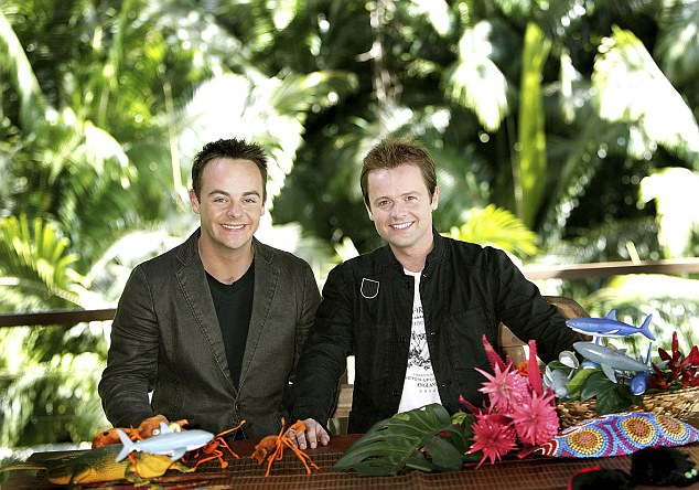 Back to work: ITV bosses have also backed the star and his return to the channel, insisting that Ant will go ahead and front the new series of I'm A Celebrity in November alongside Dec