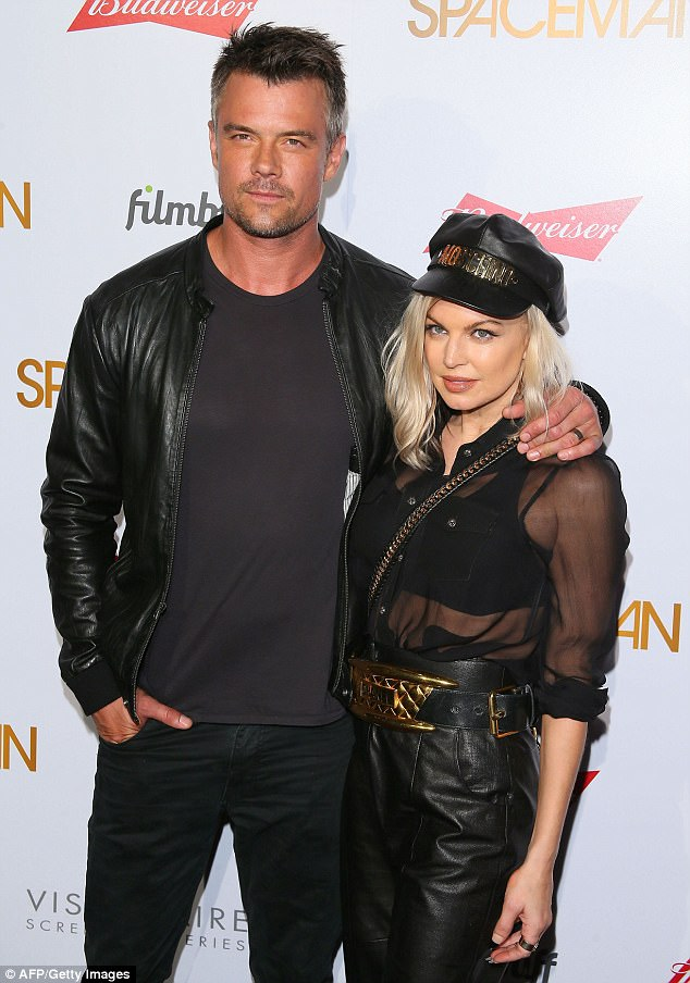 Seen last month: Last Thursday, Fergie and her husband of eight years, Josh Duhamel, publicly announced that they had decided to separate