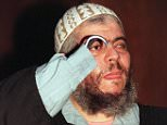 Abu Hamza (pictured), former imam of north London's Finsbury Park mosque has registered an appeal against his incarceration at the high security Colorado prison ADX Florence