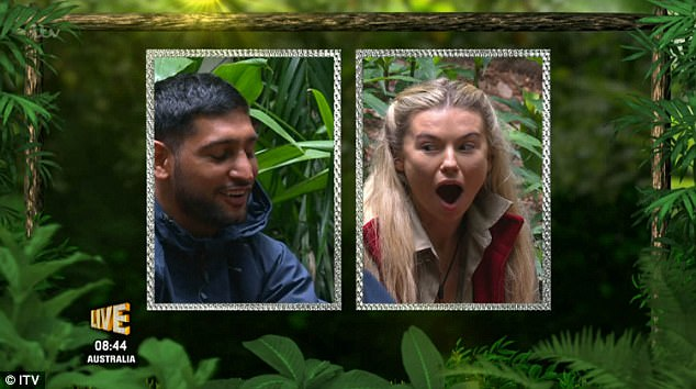 Up first: The end of the episode saw Amir and Toff voted to do tomorrow's first official trial, titled Critter-cal Rescue