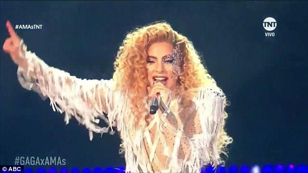 Lady Gaga was the Favorite Female Pop/Rock Artist