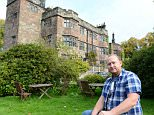 Millionaire Robin MacDonald, 35, was in his early 20s when he snapped up Caverswall Castle in Staffordshire, during 2006