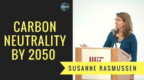 Embedded thumbnail for Carbon Neutrality by 2050: Susanne Rasmussen