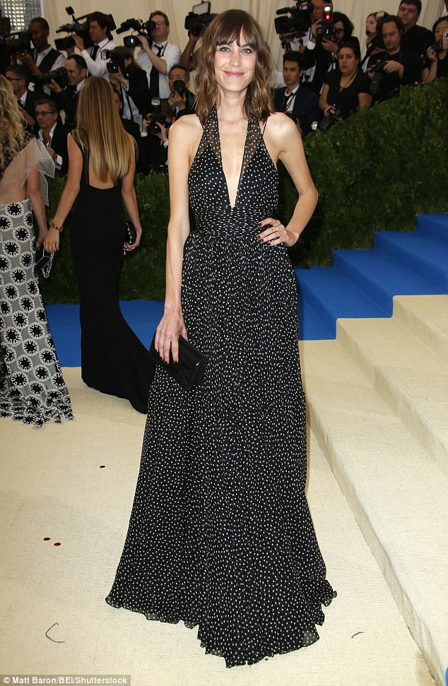 Coming to an end? Alexa, meanwhile, was last seen with ex-beau Alexander in May - they had made a rare public appearance at the Met Gala in New York
