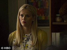 Reese Witherspoon was acknowledged for her work on Big Little Lies