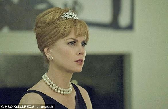 Nicole Kidman was nominated for her work on Big Little Lies