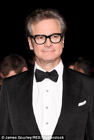 Looking the other way? Colin Firth, 57, admits he regrets not speaking up after a co-star revealed to him 'a distressing encounter with' Harvey Weinstein decades back